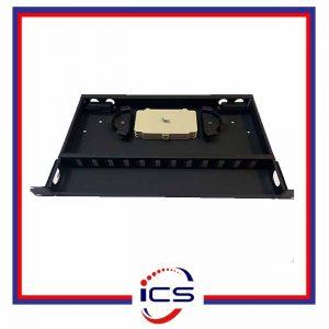 12 port optical fiber frame patch