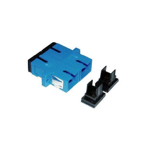 SC Duplex Fiber Optic Adapter nexans