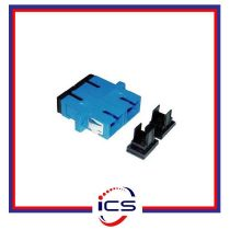 SC Duplex Fiber Optic Adapter nexans