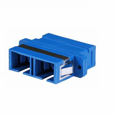 SC Duplex Fiber Optic Adapter